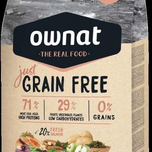 Ownat Just Grain Free Saumon